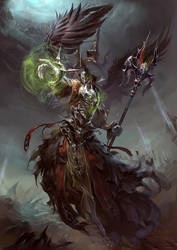 Lich by yuchenghong
