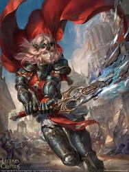 Vesa,Sword Salvager by yuchenghong
