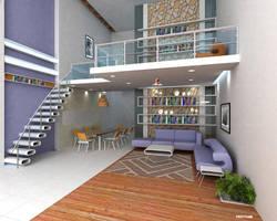 Living room by creativegenie
