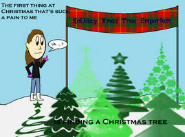 12 Pains of Christmas-Meme Scene Style!--#1 by paulwellerfan79