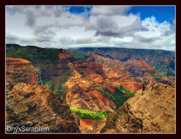Grand Canyon of the Pacific by OnyxSeraphim