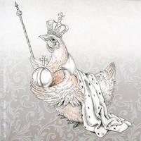 Coronation Chicken by Heliocyan