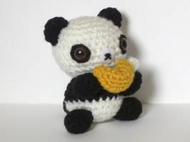 Fortune Panda by black-moon-flower