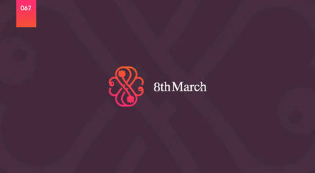 day 67 - 8th march by 365logoproject
