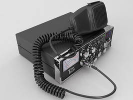 Mobile CB Radio by PLutonius