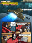 Courage Under Fire part 1 pg1 by Drivaaar