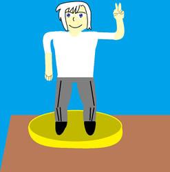 Shinji Amiibo tomefantasy BG by Dannystar64