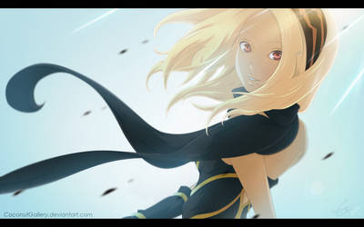 Gravity Rush - Lost Memory by CoconutGallery