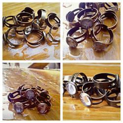 Adjustable Rings by Heebi-Chan