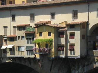 Ponte Vecchio by Diox15