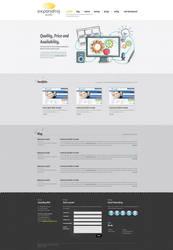 Webpage layout by tysmin