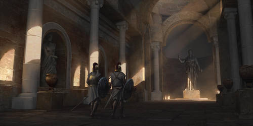Illyria interior by tsonline