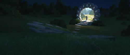 Time portal by tsonline