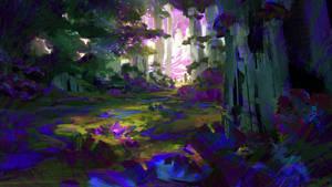 Funkier forest by tsonline