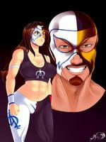 la senda del luchador by Roynu