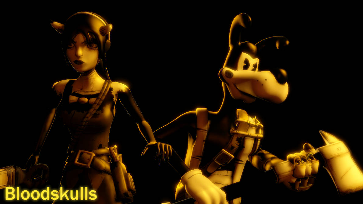 [BATIM SFM] Here they come! by Bloodskulls5
