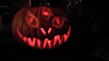 Pumpkin Carving by lotrfanforlife
