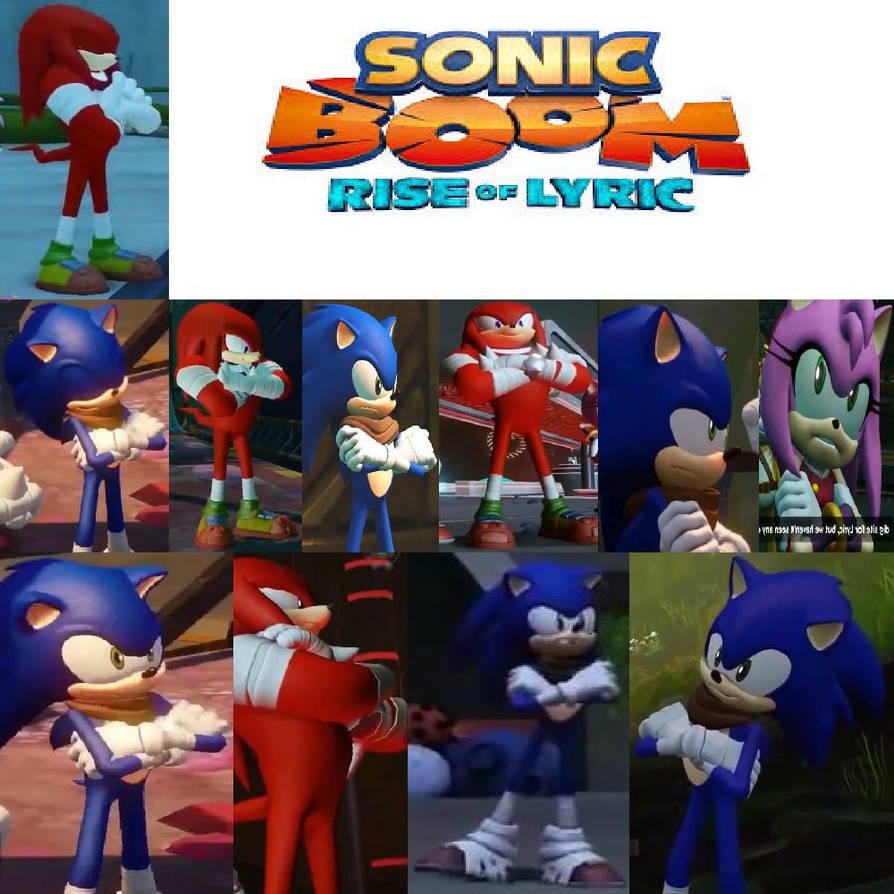 Sonic Boom Rise Of Lyric Wallpaper 1 By Tanyatackett On Deviantart