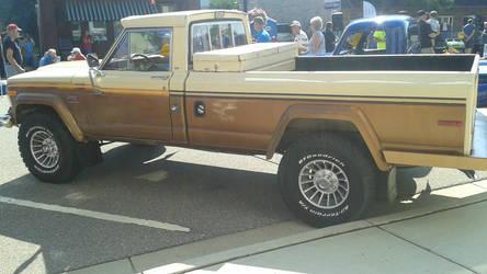 1979 Jeep J20 Pickup by ShockWaveX2