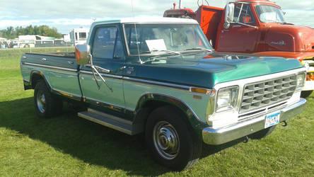 1977 Ford Camper Special by ShockWaveX2