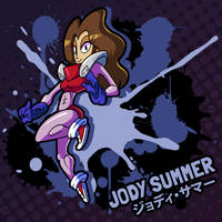 SMASH 150 - 083 - JODY SUMMER by professorfandango