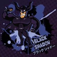 SMASH 150 - 084 - BLACK SHADOW by professorfandango