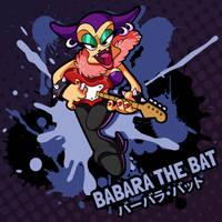 SMASH 150 - 087 - BARBARA THE BAT by professorfandango