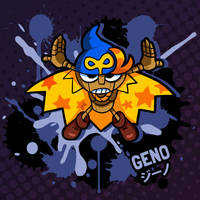 SMASH 150 - 139 - GENO by professorfandango