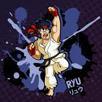 SMASH 150 - 146 - RYU by professorfandango