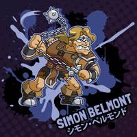 SMASH 150 - 174 - SIMON by professorfandango