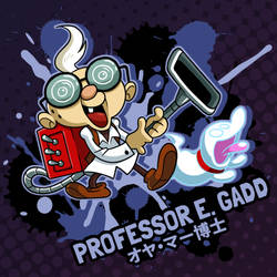 SMASH 150 - 184 - E. GADD by professorfandango