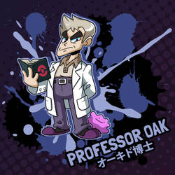 SMASH 150 - 185 - PROFESSOR OAK by professorfandango