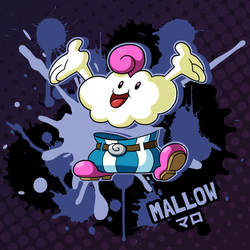 SMASH 150 - 189 - MALLOW by professorfandango
