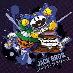 SMASH 150 - 190 - JACK BROS by professorfandango