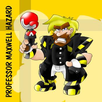 Hazard Labs: Professor Hazard by professorfandango