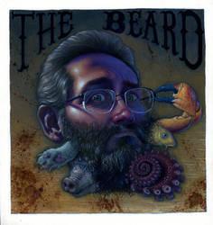The Beard by deadhead16mb