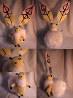 Happy Bunny by Infernoferren