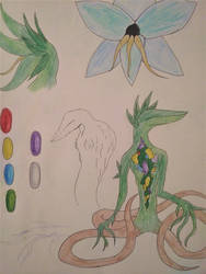 Greater Mandrake by Otterdragon
