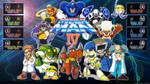 Megaman 4 wallpaper 16:9 by tam6231990