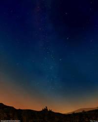 Cosmic Twilight by stargateatl