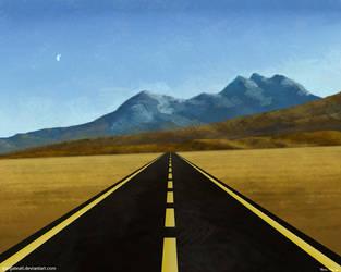 Route Destination by stargateatl