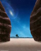 Desert Journey by stargateatl