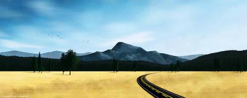 Peaceful Getaway by stargateatl