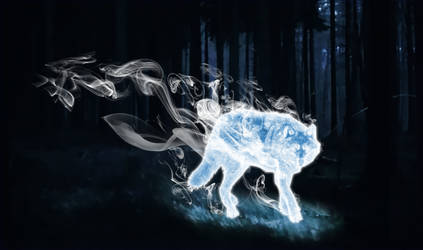 My Patronus by balonyshow