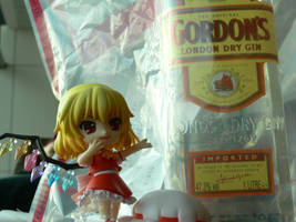 Flandre and Alcohol at Airport by k4glimit