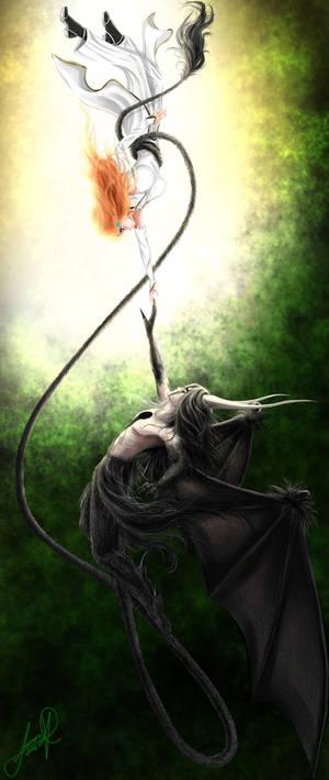 Falling high by AuroraArchangel369