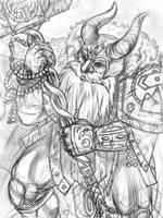 Dwarf by LerikaOsaki