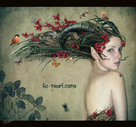 Capricorn by Katie-Watersell