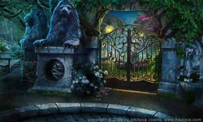 Sweeney Todd Gardens by Katie-Watersell