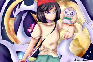 Pokemon Sun and Moon - A New Beginning by SumiSunny124